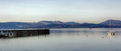 on the water (grahamd4) Tags: scotland loch mountains landscape