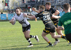 """Toronto Wolfpack vs Swinton Lions • <a style=""""font-size:0.8em;"""" href=""""http://www.flickr.com/photos/10545530@N06/41200911004/"""" target=""""_blank"""">View on Flickr</a>"""