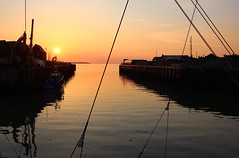 Whitstable (NovemberAlex) Tags: light colour sunset whitstable kent streets water seaside