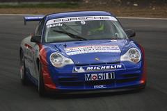 Stephen Shanley - Red Line Racing - Porsche GT3 Cup b (Boris1964) Tags: 2005 porschecarreracupgb brandshatch