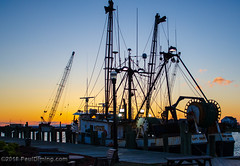 Fishing Boat @ Sunset - Chincoteague, VA (Paul Diming) Tags: pauldiming spring fishing sunset chincoteague boat boats fishingboat dailyphoto landscape chincoteagueisland virginia unitedstates us