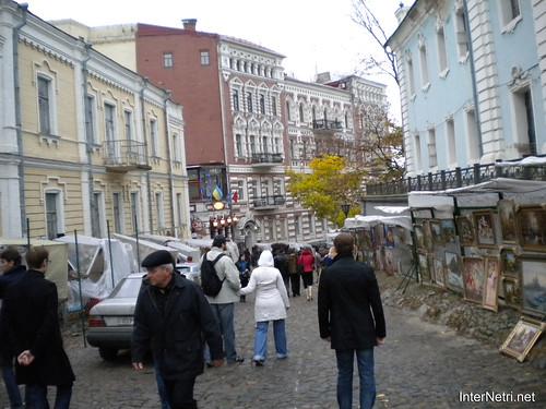 Київ Андріївський узвіз InterNetri Ukraine 106