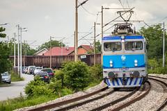 HZ 1141 107, Sesvete (josip_petrlic) Tags: hz hž croatian railways 1141 freight passanger cargo hrvatske željeznice