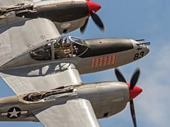 P-38 Collings Foundation_1 (SamOphoto2011) Tags: airplanes canon california airshow chino planesoffame p38lightning 14iiteleconverter lockheed 7dmarkii 2018 100400lmarkii collingsfoundation