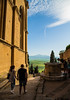 Walk into the light (JoCo Knoop) Tags: pienza italy tuscany