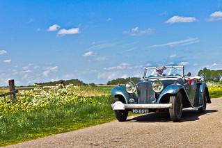 Jaguar SS Tourer 1936 (9003)