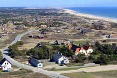 Lighthouse Views... (Hythe Eye) Tags: blavand jutland jylland denmark views blåvandshukfyrview lighthouseviews waddensea