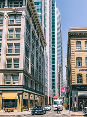 San Francisco (flrent) Tags: salesforce tower sf san francisco city street buildings roads california bay area
