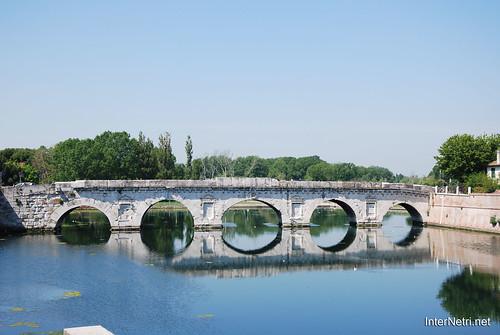 Ріміні Міст Тіберія InterNetri Італія 2011 174