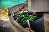 Fishing nets (Oddiseis) Tags: formentera balearicislands spain island ithaké fisherman fish boat rural sea mediterranean colors net harbor escalódesantagustí llaut tamron247028 coast litoral village green