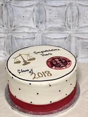 IMG_9666 (backhomebakerytx) Tags: back home bakery cakes graduation texas tech law school backhomebakery