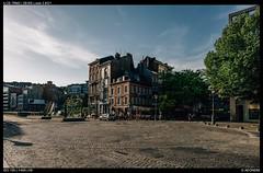 Central Liege (Falcdragon) Tags: sonya7riialpha zeissloxia2821 ilce7rm2 liège belgium europe city cityscape e emount fe femount