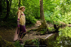 Discover @anaya_cosplay in her tangled / rapunzel cosplay ! Lovely shooting in a lovely... (KTP Kévin Thiery) Tags: cosplay cosplayphotography portrait tangled rapunzel