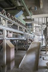 Service stop (AnotherStepAway) Tags: urbex urban exploring exploration explore ue abandoned forgotten factory dust pigeon dark industry industrial adventure urbanexploring decay decayed