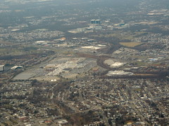 Woodbridge Center mall from the air (Anita363) Tags: aerial aerialphotography woodbridgecenter mall shoppingmall woodbridge nj newjersey