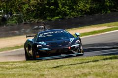 GT4 European Series Team GT McLaren 570S GT4 (Bernhard Laber/Felix von der Laden) (motorsportimagesbyghp) Tags: gt4europeanseries brandshatch motorsport motorracing autosport teamgt blancpaingtseries mclaren570s gt4 bernhardlaber felixvonderladen
