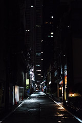 Tokyo - Lights in the Night 24_04_18 (Alessandro Dozer Fondaco) Tags: tokyo giappone japan notte night vicolo alley luci lights nikon viaggiare travel colori colours mood