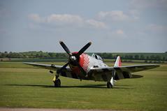 Republic P-47D Thunderbolt (Tim Dawson) Tags: duxford warbird aircraft aeroplane 2018 flight thunderbolt p47 fighter nellie sony a57