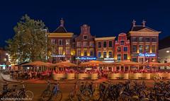 de Grote Markt Groningen op 20 mei 2018