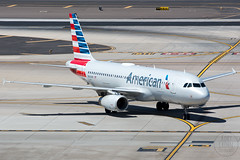 American A320 N664AW (KoryC757) Tags: americanairlines airbus a320 phoenix skyharbor arizona phx n664aw