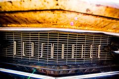 Oldsmobile (Thomas Hawk) Tags: america newmexico route66 usa unitedstates unitedstatesofamerica abandoned auto automobile car emblem junkyard