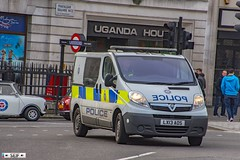 Vauxhall VIVARO London England 2018 (seifracing) Tags: vauxhall vivaro london england 2018 british transport police seifracing spotting services security europe emergency recovery road traffic ambulances accident uk urgence seif officers photography