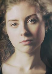 Valeria (Valentyn Kolesnyk (ValeKo)) Tags: pentax people portrait petzvale light look mood k3 ko120m