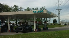 ...becomes Valero (Retail Retell) Tags: valero gas station former citgo dees oil rebrand fuel pumps canopy all one foodmart goodman swinnea road southaven ms desoto county retail remodel