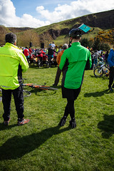 #POP2018  (193 of 230) (Philip Gillespie) Tags: pedal parliament pop pop18 pop2018 scotland edinburgh rally demonstration protest safer cycling canon 5dsr men women man woman kids children boys girls cycles bikes trikes fun feet hands heads swimming water wet urban colour red green yellow blue purple sun sky park clouds rain sunny high visibility wheels spokes police happy waving smiling road street helmets safety splash dogs people crowd group nature outdoors outside banners pool pond lake grass trees talking bike building sport