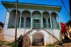 Mosque at Cumalikizik Village, Bursa, Turkey (CamelKW) Tags: 2018 bursa turkey mosque cumalikizik village