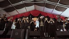 Jazz Fest 2018 - Trumpet Mafia