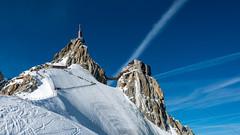 Aiguille du Midi (Monet_P) Tags: hautesavoie france printemps chamonix alpes