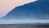 The Wild Oregon Coastline (KC Mike Day) Tags: oregon coast pacific ocean beach indian park ecola state waves haze people walking coastline water