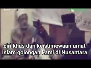 Faham keliru dari ajaran Islam Nusantara diluruskan oleh Assyaikh Ahmad Thayyib (Al Imam Al Akbar)