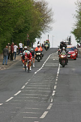 TdY2018 Stage 2 (Camperman64) Tags: tourdeyorkshire tdy cyclerace bikes race yorkshire castleford breakaway