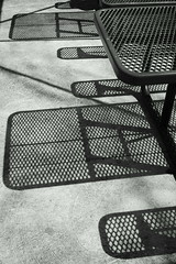 Ombres (jlp771) Tags: shadows ombres table bw sony ilce6000 abstract