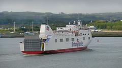 18 05 07 BF Connemara  1st arrival  (21) (pghcork) Tags: corkharbour cork ferry carferry connemara brittanyferries ireland 2018