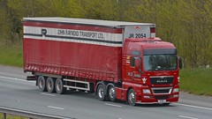 H1 WDJ (panmanstan) Tags: man tgx wagon truck lorry commercial curtainsider freight transport haulage vehicle a1m fairburn yorkshire