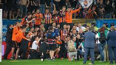 BOG06497 (anton.bogodvid) Tags: sonya7m2 beroflex beroflex500mmf8 football ukraine dinamo shakhtar stadium fire fireshow fan fans cup