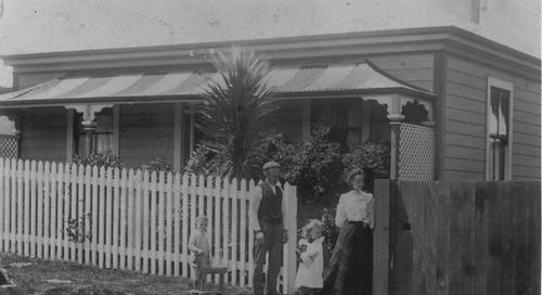 Newcombe house in Friend Street, Karori, Wellington