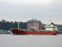 Team Sapphire (IMO 9312406) (Parchimer) Tags: tanker tankship seeschiff chemicaloilproductstanker chemicaltanker hamburg elbe hafen