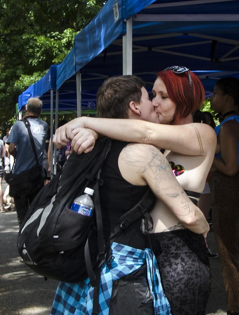 Cosplay lesbian kissing lesbian kissing videos