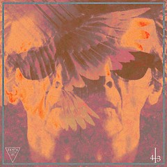 AXTXPXT ▼ materiaObscura 00 (EK4T3 COLLECTIVE) Tags: ek4t3 hypnosiswave materiaobscura noise beat dark music latvia italy connection collaboration triangle axtxpxt experimental obscure magic art fly orange artwork specular symmetry cross man men face portrait graphic glasses bird