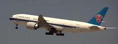 Boeing 777-F1B B-2073 (707-348C) Tags: losangeles thehill klax lax 2018 california ca airliner jetliner boeing freighter cargo triple boeing777 b772 b77l chinasouthern b2073 csn