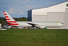 N376AN B767 323ER Ex American A/L (corrydave) Tags: 25445 b767 b767300 american shannon n376an