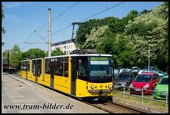 22-2018-05-14-2-H -Bahnhof Strausberg (steffenhege) Tags: strausbergereisenbahn tram tramway strasenbahn streetcar strausberg ckd kt8d5 22