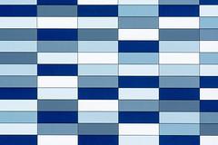 Facade with blue and white panels (Jan van der Wolf) Tags: map176166v panels blue white facade gevel gebouw geometric geometrisch geometry geometrie abstract lijnen lijnenspel lines interplayoflines playoflines poeldijk rhythm visualrhythm ritme panelen