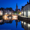 Kings-bridge Bruges blue hour (Fotocollectief2020 (Belgium)) Tags: blauw ngc