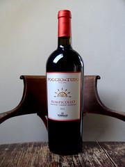 Poggio Al Tufo Rompiccolo (knightbefore_99) Tags: bottle wine vin vino rouge rosso tinto red grape tasty tommasi rompiccolo tufo poggio italian italy toscana art