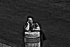 Bang on the Drum All Day  !!! (imagejoe) Tags: vegas street strip black white photography photos shadows reflections tamron people nikon